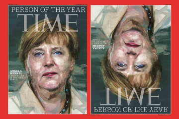 Angela Merkel-Time