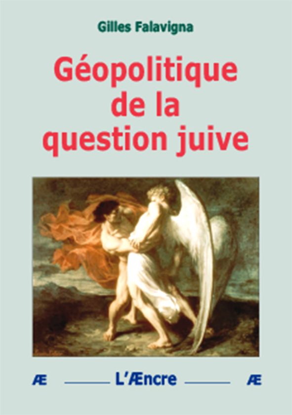 Couv Géopolitique question juive