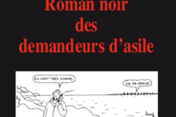 Couv Roman noir demandeurs asile