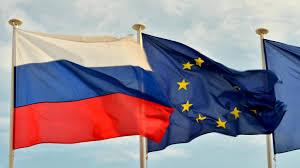 Drapeaux Russie Europe