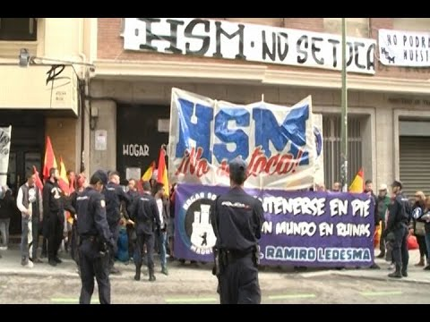 Manifestation HSM