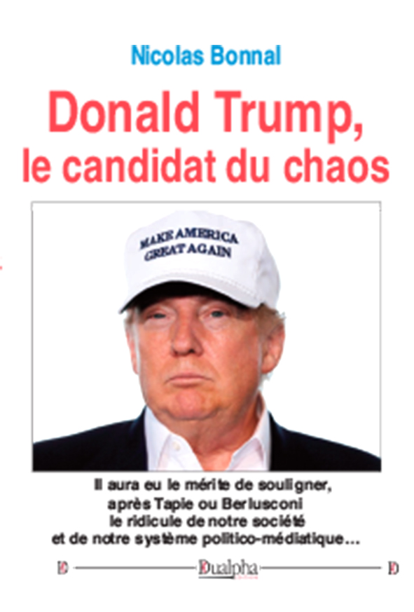 Couv Trump candidat chaos