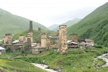 Anciennes tours fortifiées
