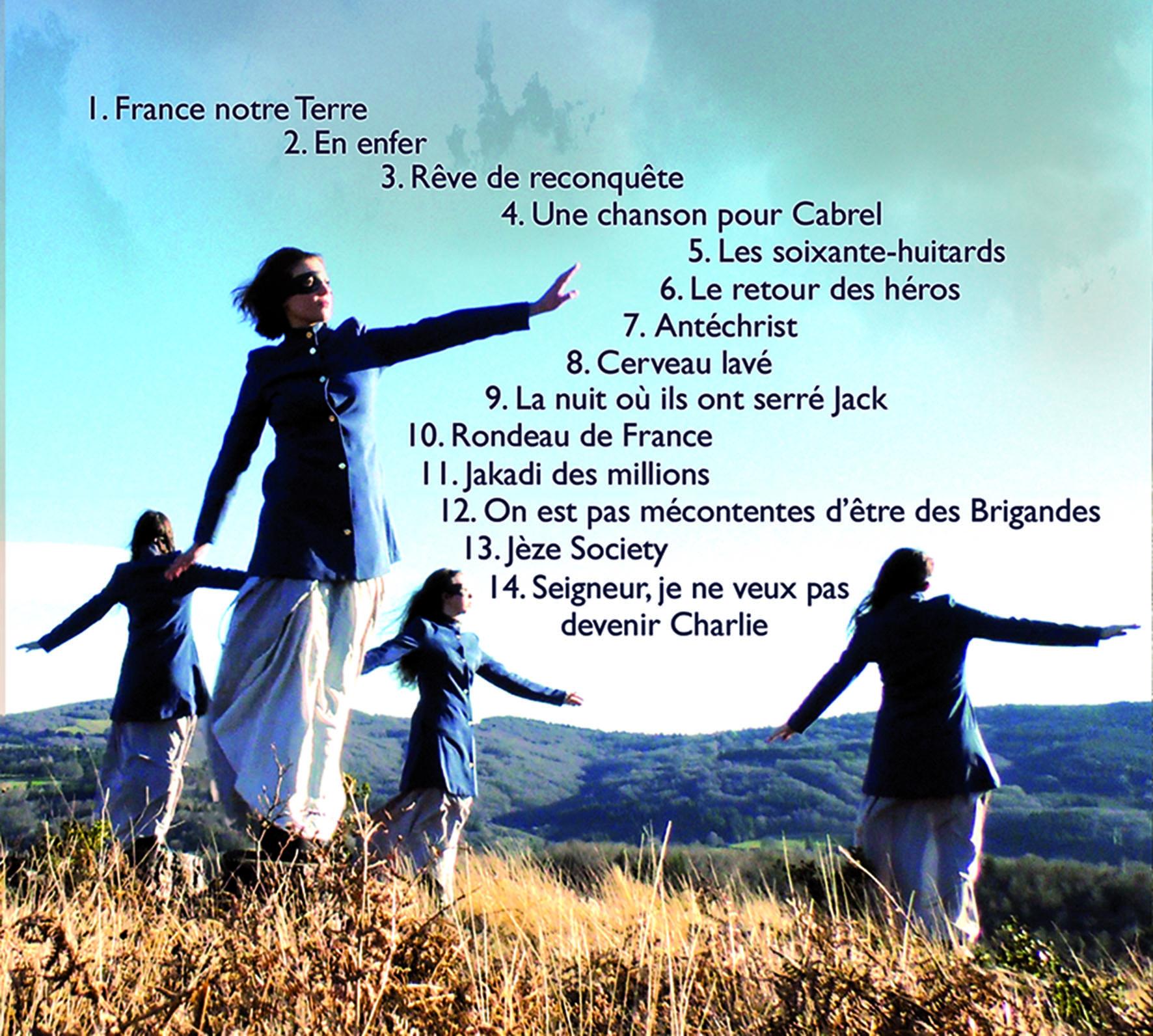 CD France notre Terre