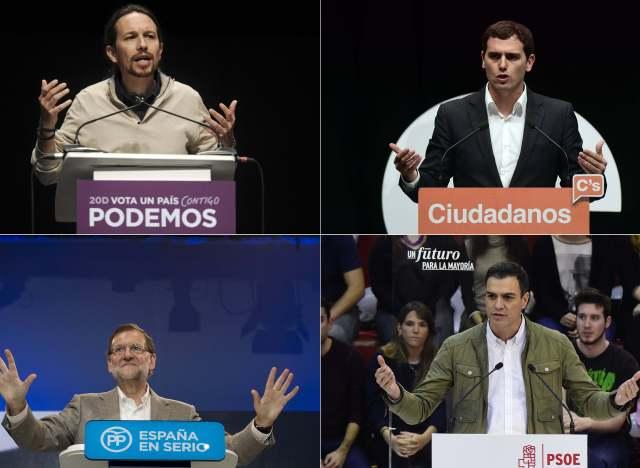 Élections espagnoles
