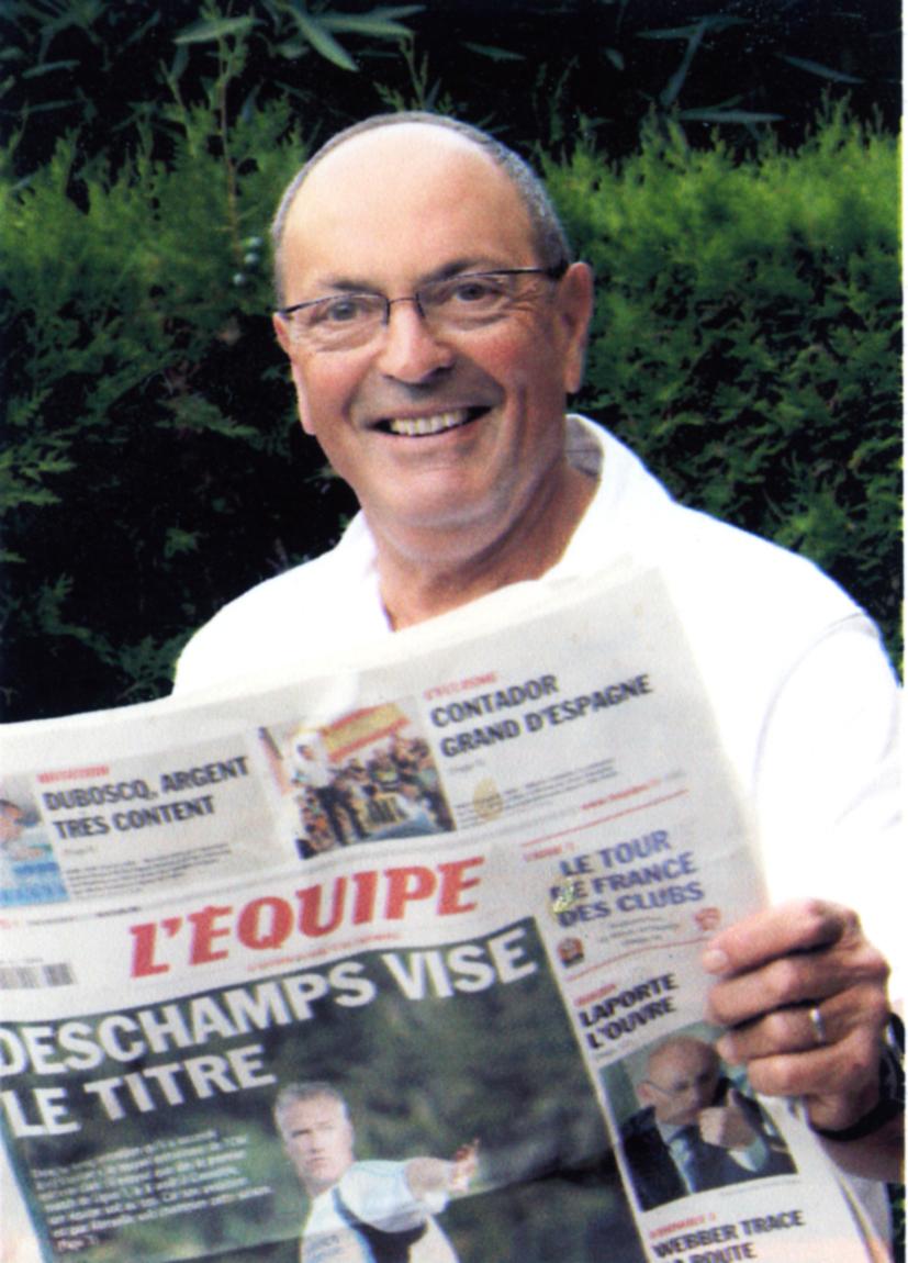 Jean-Pierre Brun.