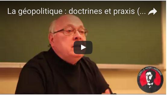 Pascal Gauchon cercle Lagrange