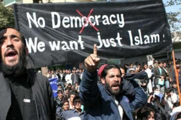 manifestation islamiste
