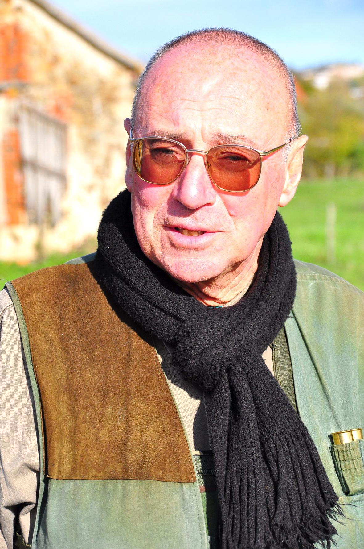 Louis-Christian Gautier.