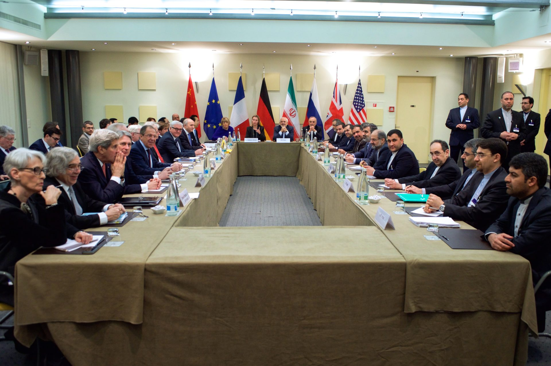 Négotiations nucléaire Iran
