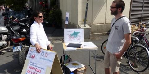 Petition sortir OTAN