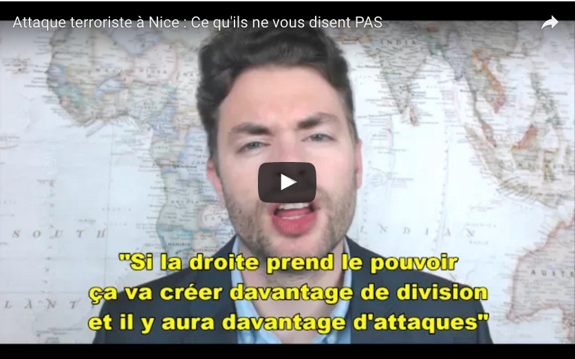 Vidéo attaque terroriste Nice