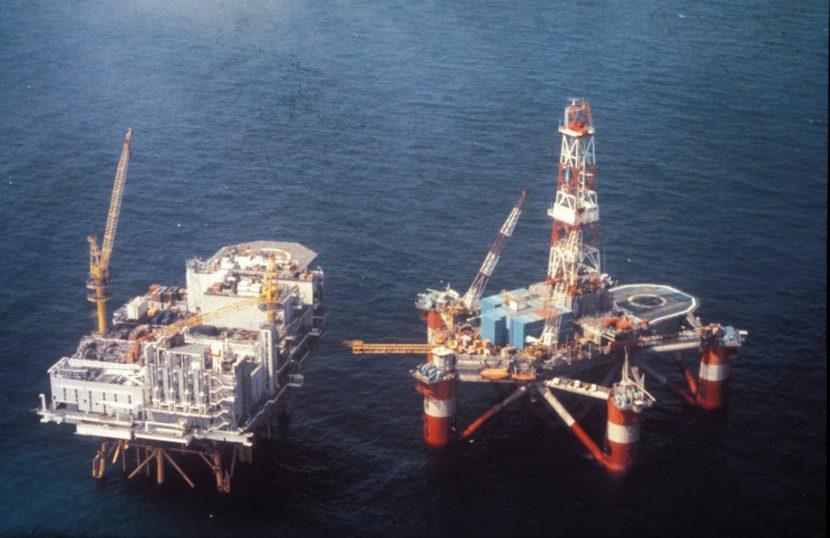 plateformes offshores