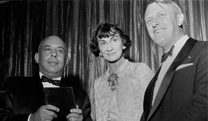 Coco Chanel et Hans Gunther von Dincklage.