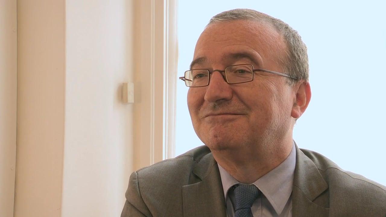 Hervé Mariton : une belle tête de vainqueur !