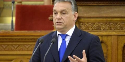 Orban parlement