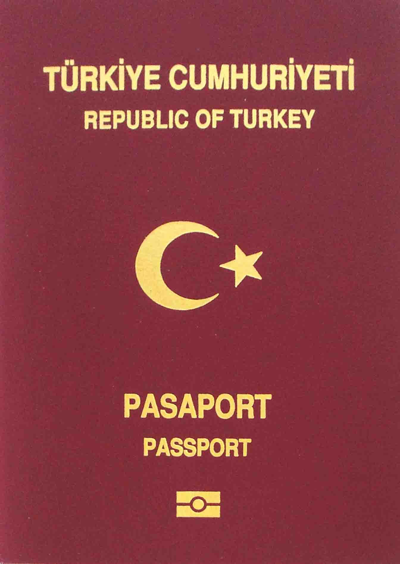 Passeport turc