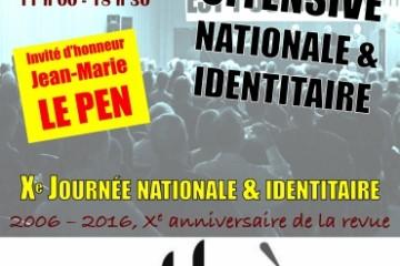 Xe Journée Synthèse nationale