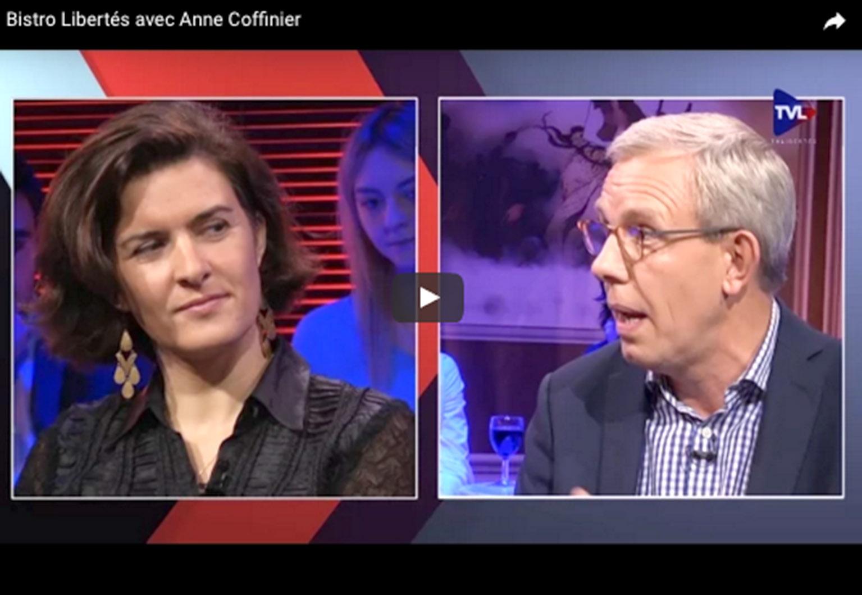 Bistrot Libertés avec Anne Coffinier.