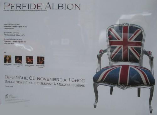 Perfide Albion.