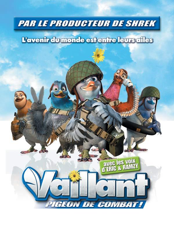Vaillant : pigeon de combat… Même le 7e Art rend hommage aux pigeons combattants…