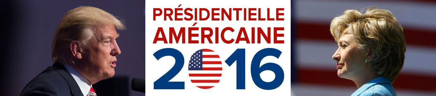 Présidentielle américaine 2016.