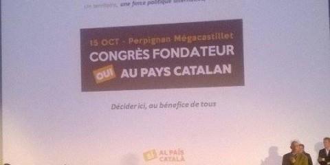 Congrès fondateur du Pays catalan.