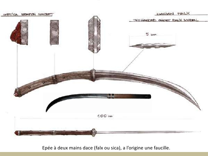 Epee faucille
