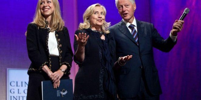 Famille Clinton.