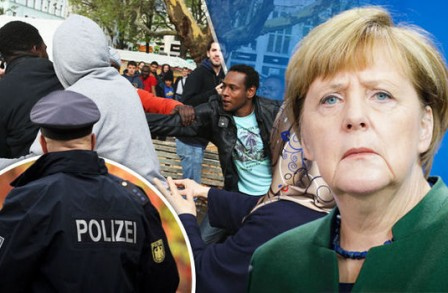 Merkel immigration