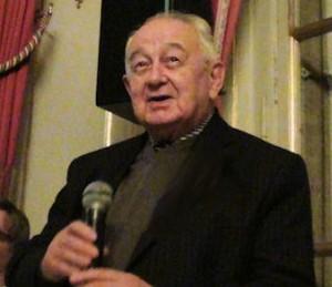 Michel Grimard, Président du ROUE.