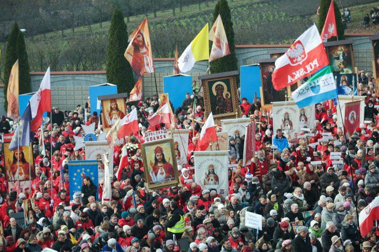 Cracovie : troisième Congrès social chrétien.