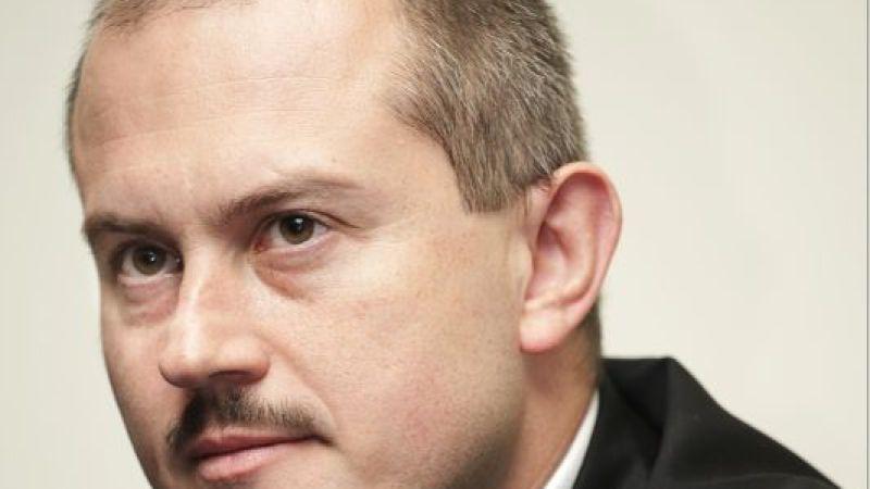 Marian Kotleba, président du parti nationaliste L'SNS en pleine ascension.