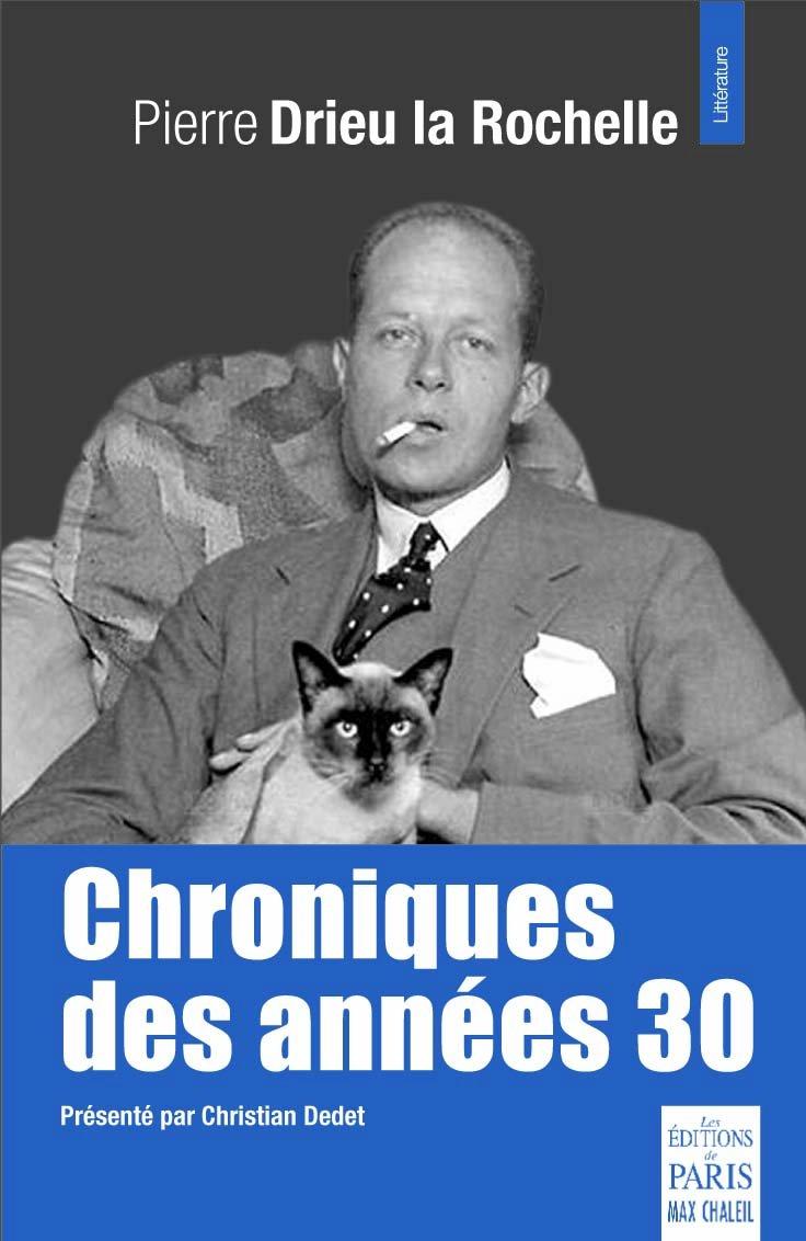 Chroniques des années 30