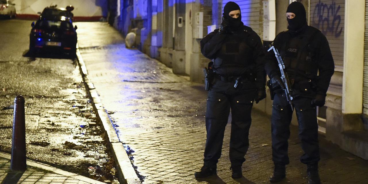 Policiers belges djihadisme