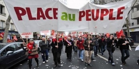 Place au peuple
