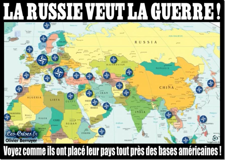 bases US Europe