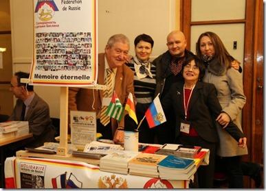 salon livre russe