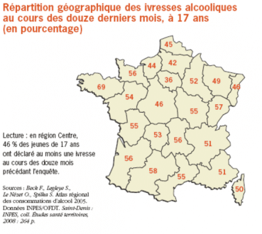 Ivresse alcool France