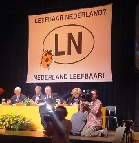 "Leefbaar Nederland : ""Pays-Bas vivants ? Vivants Pays-Bas !"""