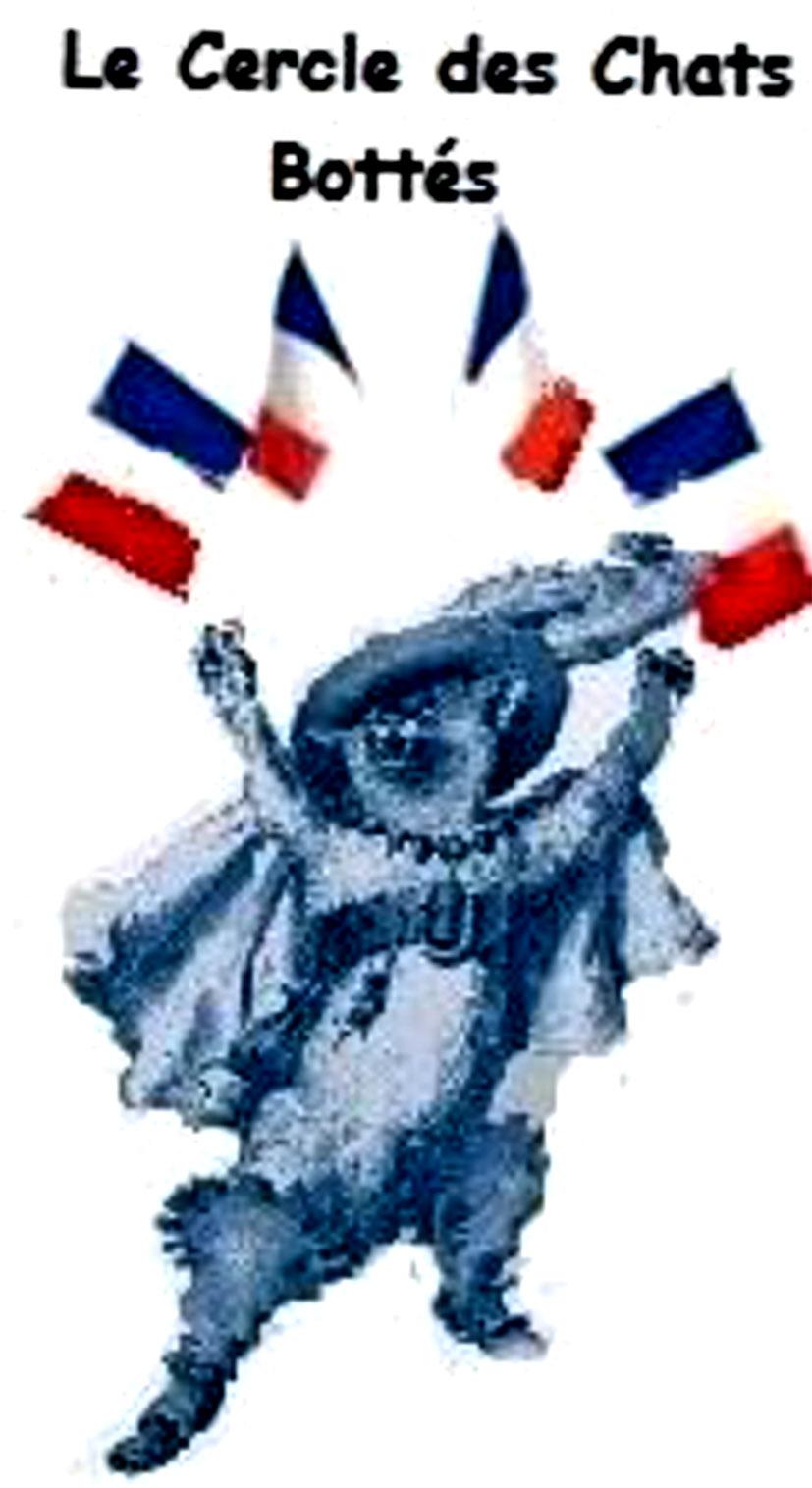 Logo Cercle Chats bottés
