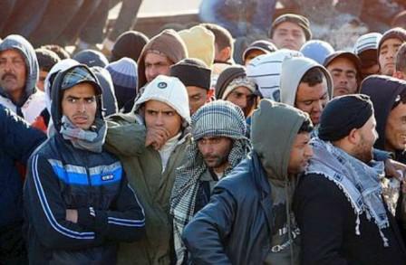 Migrants.