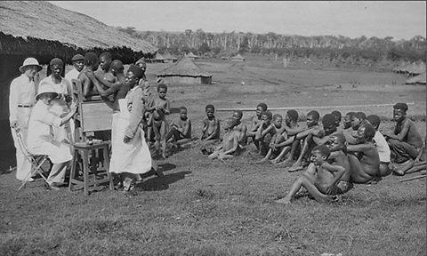 Afrique médecins colonisation