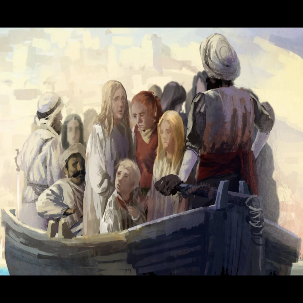 L'esclavage Blanc en méditerranée de 1500 à 1800… Vous aviez oubliez?