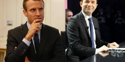 Macron-Hamon