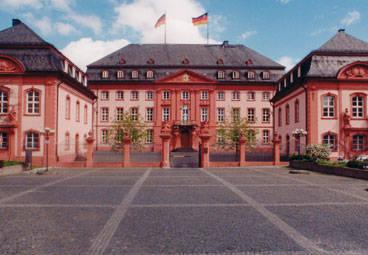 Parlement de Rhénanie-Palatinat à Mayence.