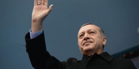 Recip Erdogan.