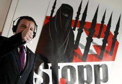 Suisse votation stop minarets