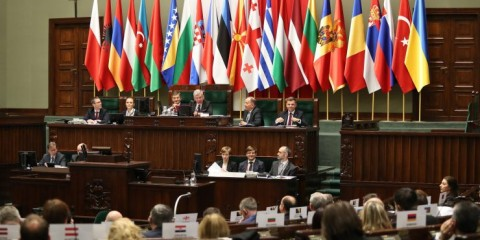 Sommet présidents Europe centrale et orientale