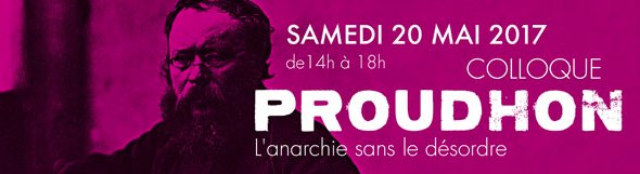 colloque Proudhon
